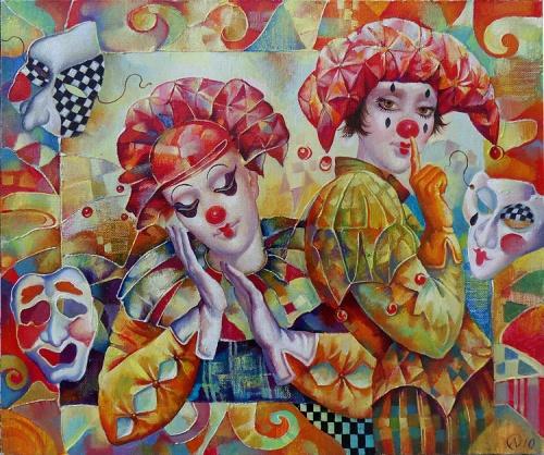 Olga Nalyotova (107 работ)