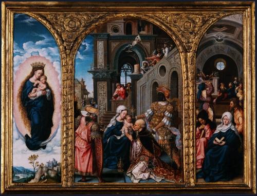 Британская Национальная галерея (National Gallery, London) часть 6 (78 фото)