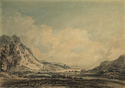 Фантасмагория сил природы - Джозеф Мэллорд Уильям Тернер (Joseph Mallord William Turner) (336 фото)