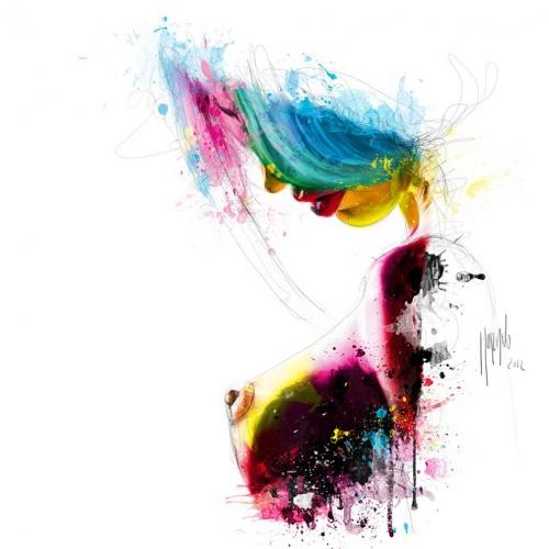 Acrylic painting Patrice Murciano (70 фото)
