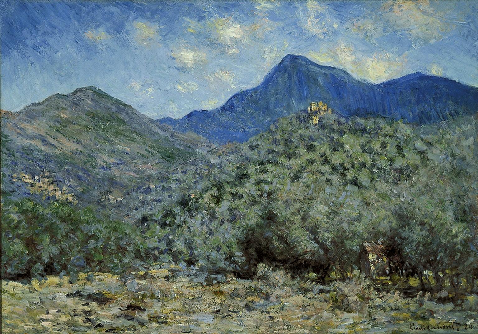 Artworks by Oscar Claude Monet (4 часть) (336 работ) » Страница 3 »  Картины, художники, фотографы на Nevsepic