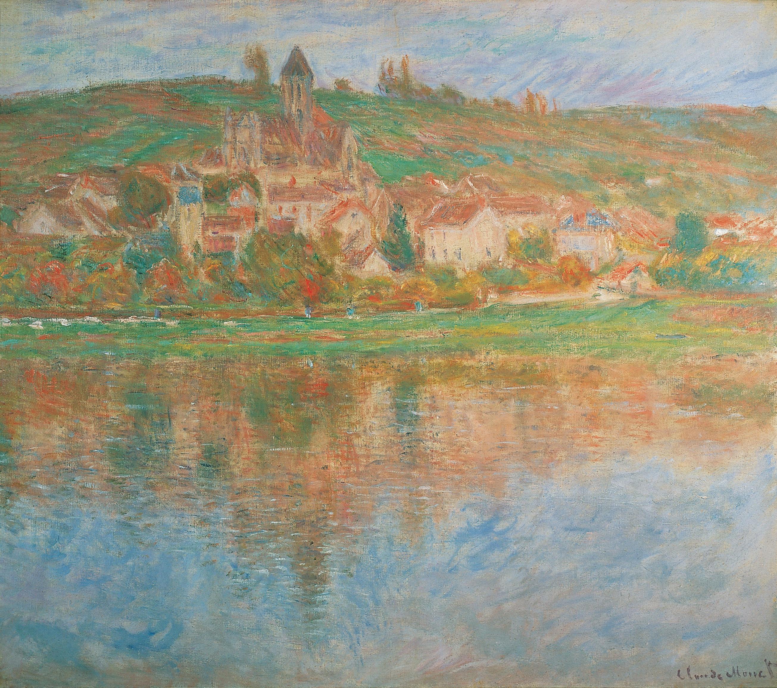 Artworks by Oscar Claude Monet (4 часть) (336 работ) » Страница 5 »  Картины, художники, фотографы на Nevsepic