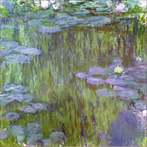 Artworks by Oscar Claude Monet (4 часть) (336 работ)