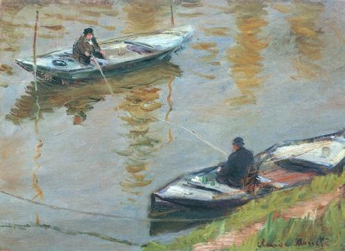 Artworks by Oscar Claude Monet (4 часть) (336 фото)