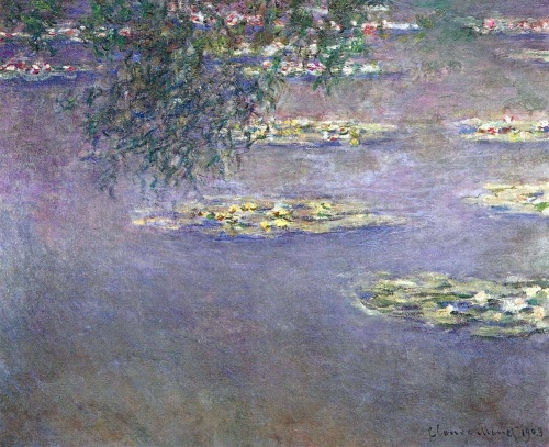 Artworks by Oscar Claude Monet (4 часть) (336 фото)