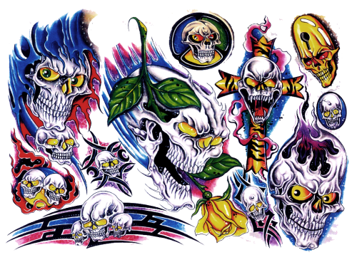 Tattoo Flash (259 фото)