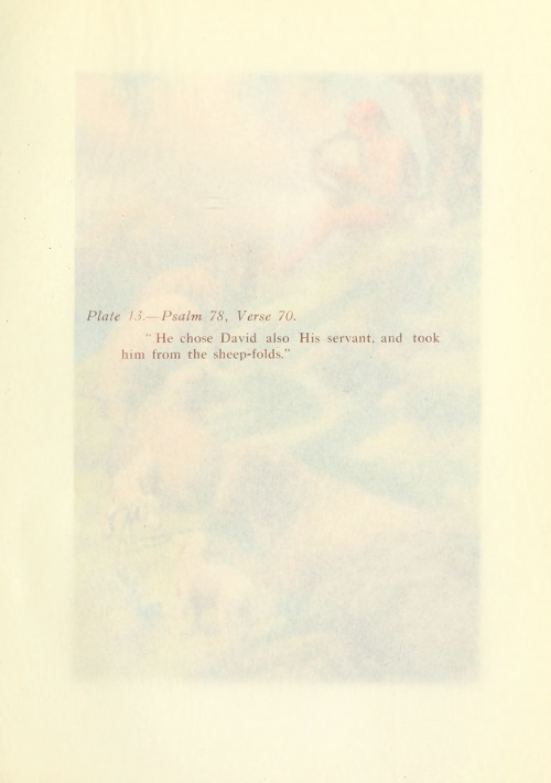 The book of Psalms (1898) (53 работ)