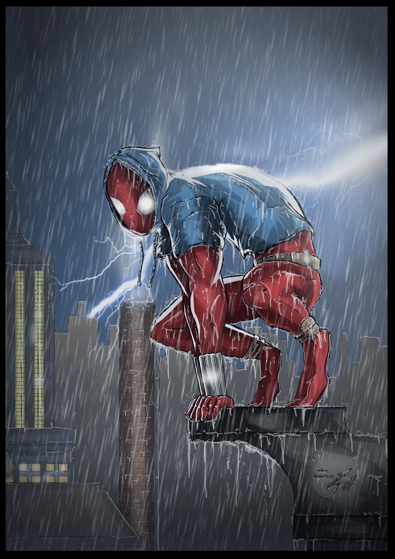 уже картинки умирающего человека паука рецепт