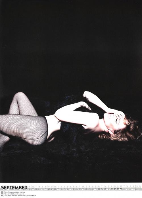 Kylie Minogue - Official Calendar 2013 (15 фото)