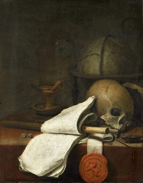 Золотой век голландской и фламандской живописи Натюрморт (321 работ) (2 часть)