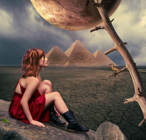 Artworks by Digital Artists # 26 (41 фото)