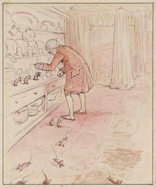 Волшебный мир Helen Beatrix Potter (885 работ)