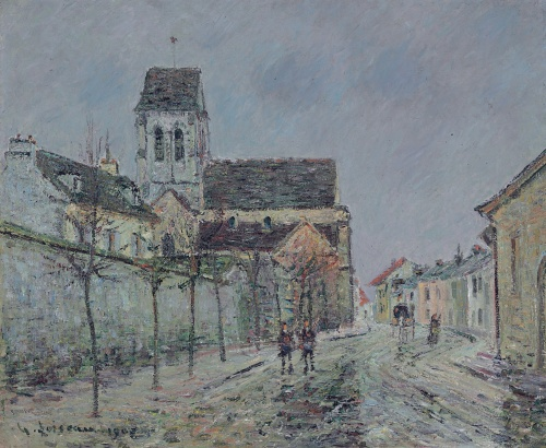 Artworks by Gustave Loiseau (298 фото)