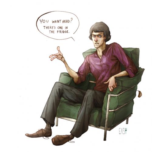 Иллюстратор Erika Tcogoeva (38 фото)