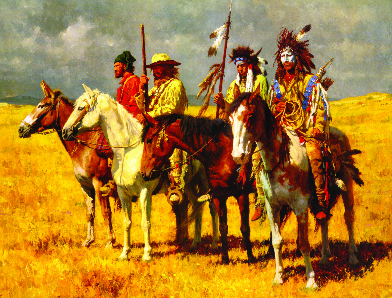 картинки про индейцев южной америки эти