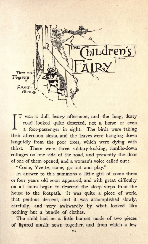 The diamond fairy book (1897) (92 фото)