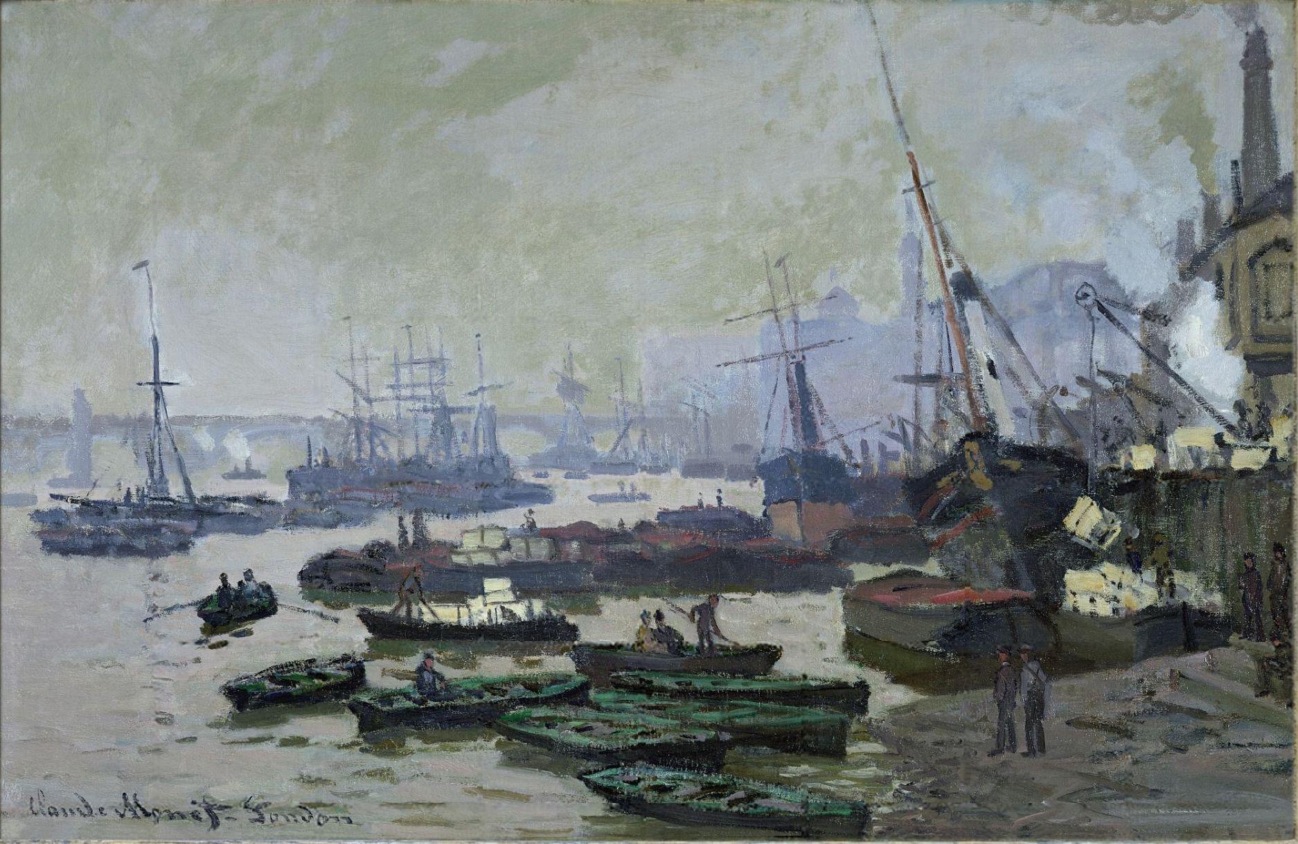 Artworks by Oscar Claude Monet (1 часть) (351 работ) » Страница 10 »  Картины, художники, фотографы на Nevsepic
