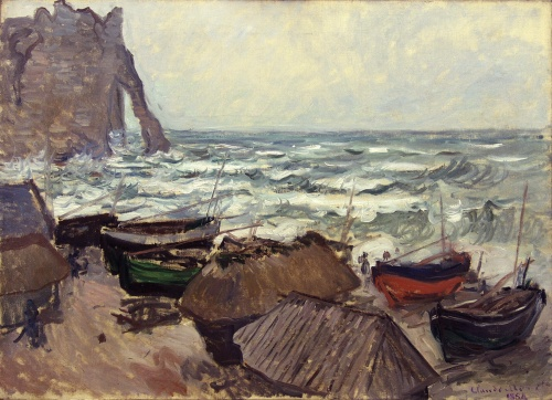 Artworks by Oscar Claude Monet (1 часть) (351 работ)