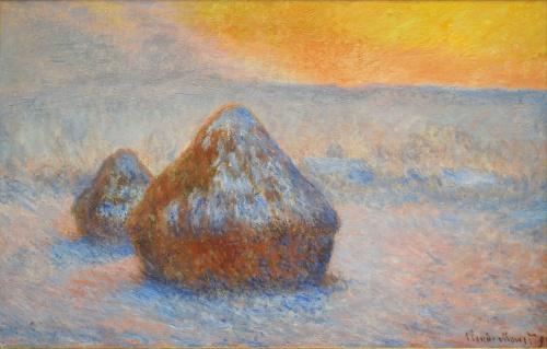 Artworks by Oscar Claude Monet (1 часть) (351 фото)