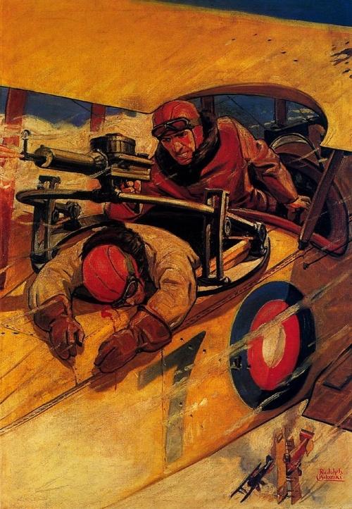 Иллюстратор Rudolph Belarski (1900-1983) (24 фото)