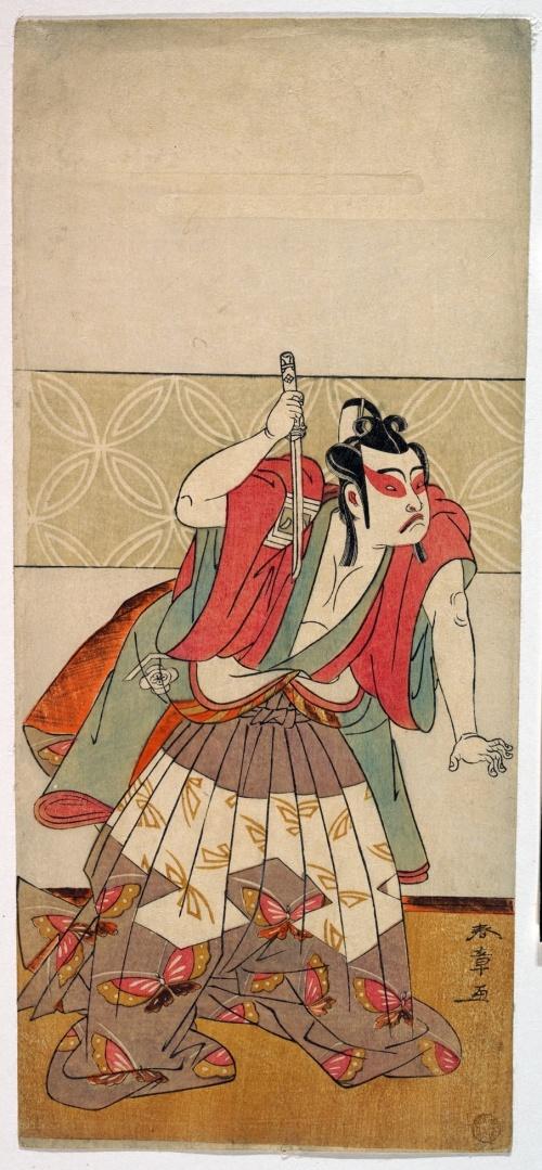 Katsukawa Shunsho (Japanese, 1726–1792) (212 работ)