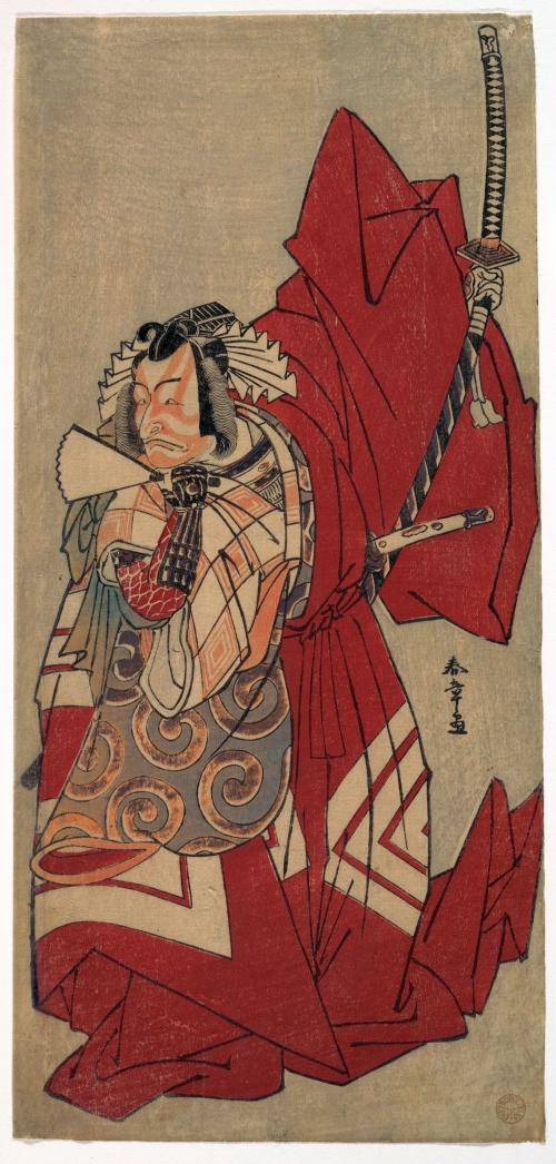 Katsukawa Shunsho (Japanese, 1726–1792) (212 фото)