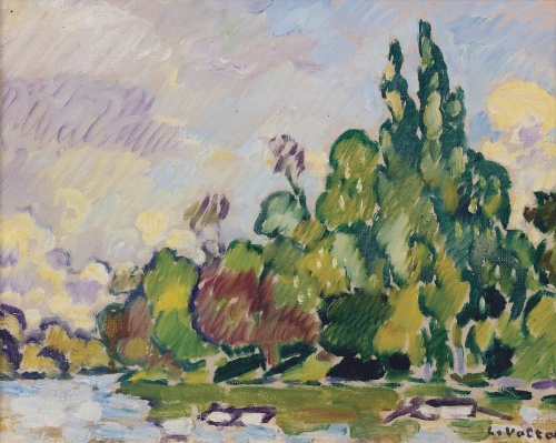 Artworks by Louis Valtat (314 фото)