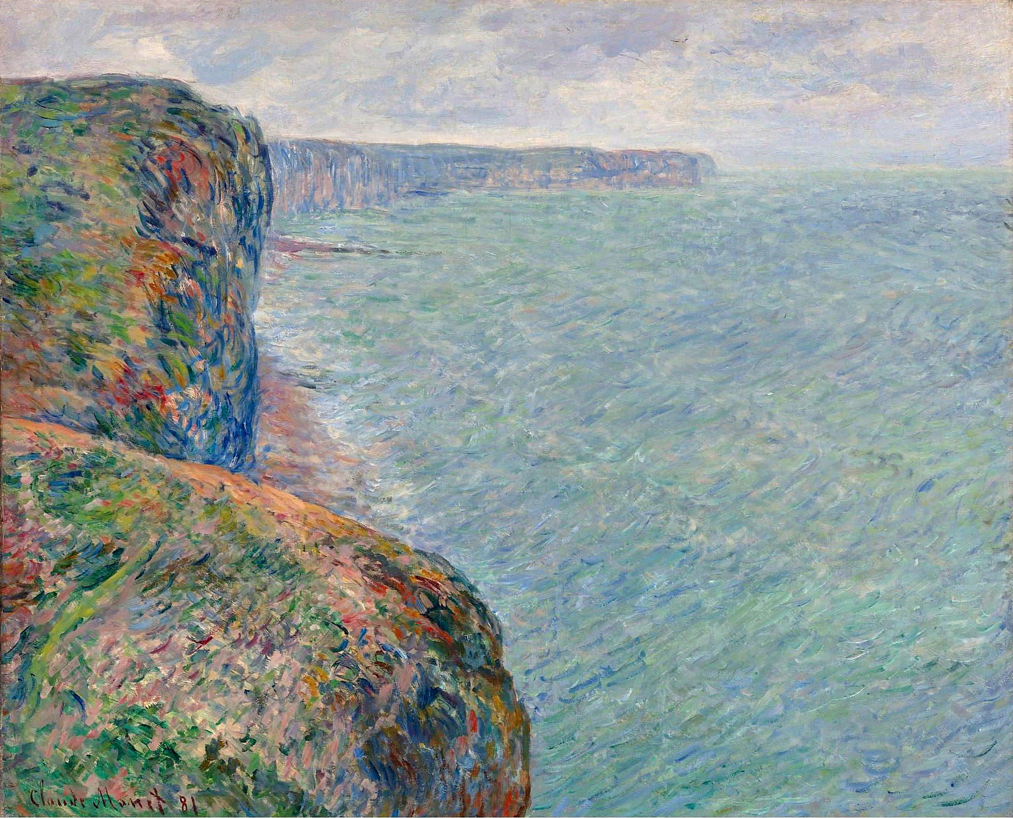Artworks by Oscar Claude Monet (3 часть) (321 работ) » Страница 2 »  Картины, художники, фотографы на Nevsepic