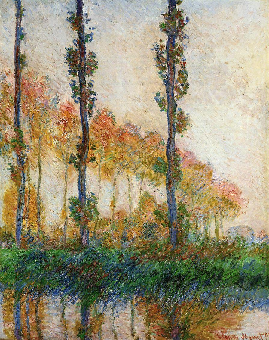 Artworks by Oscar Claude Monet (3 часть) (321 работ) » Страница 5 »  Картины, художники, фотографы на Nevsepic