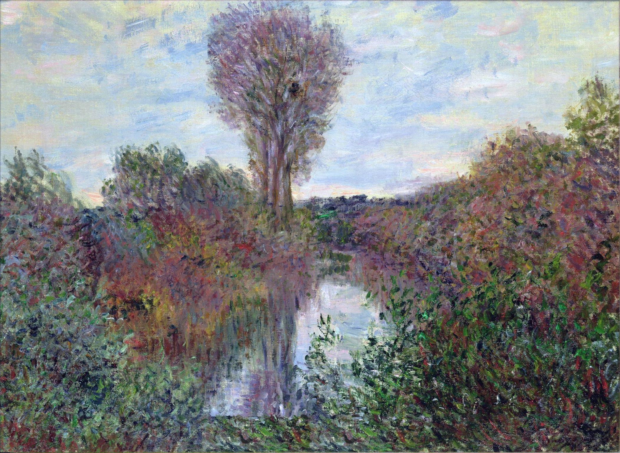 Artworks by Oscar Claude Monet (3 часть) (321 работ) » Страница 6 »  Картины, художники, фотографы на Nevsepic