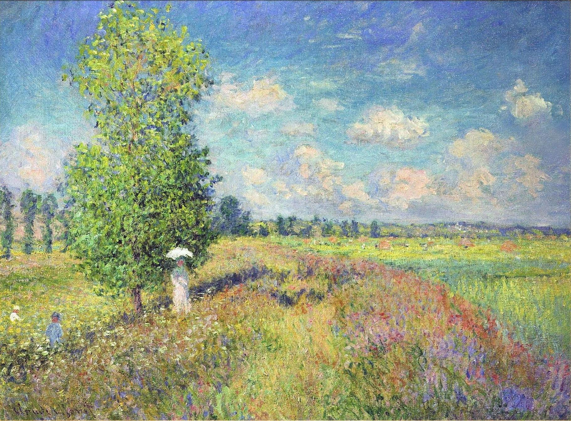 Artworks by Oscar Claude Monet (3 часть) (321 работ) » Страница 10 »  Картины, художники, фотографы на Nevsepic