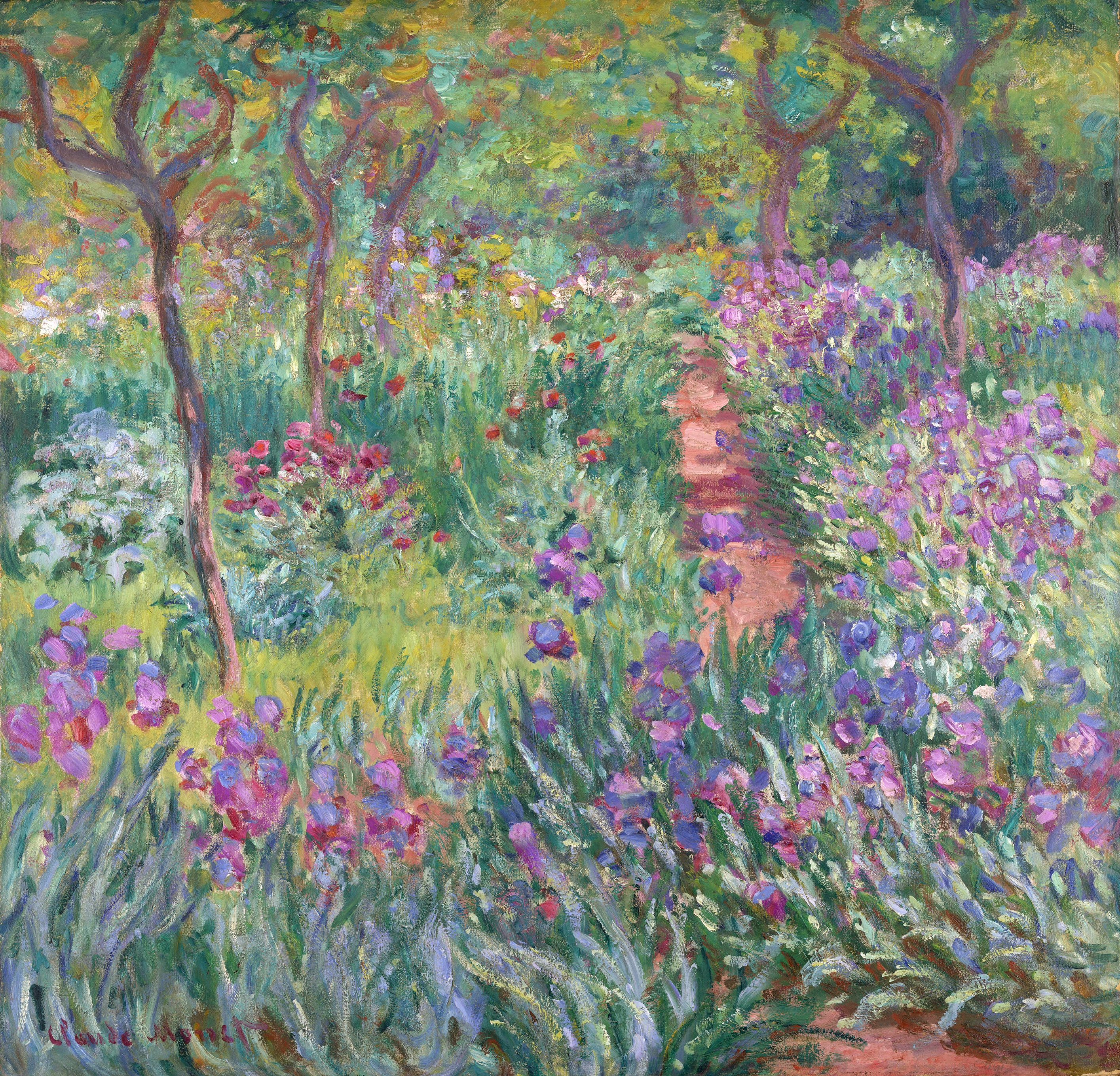 Artworks by Oscar Claude Monet (3 часть) (321 работ) » Страница 11 »  Картины, художники, фотографы на Nevsepic