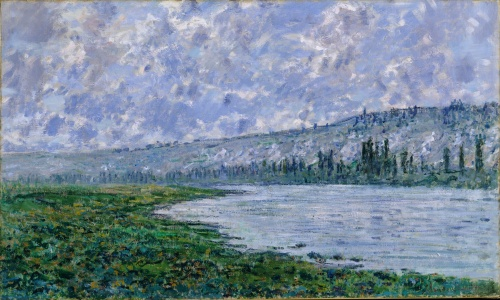 Artworks by Oscar Claude Monet (3 часть) (321 работ)
