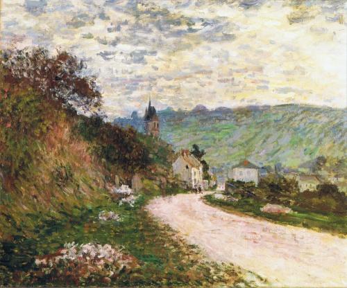 Artworks by Oscar Claude Monet (3 часть) (321 фото)