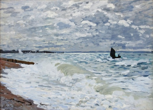 Artworks by Oscar Claude Monet (3 часть) (321 фото)