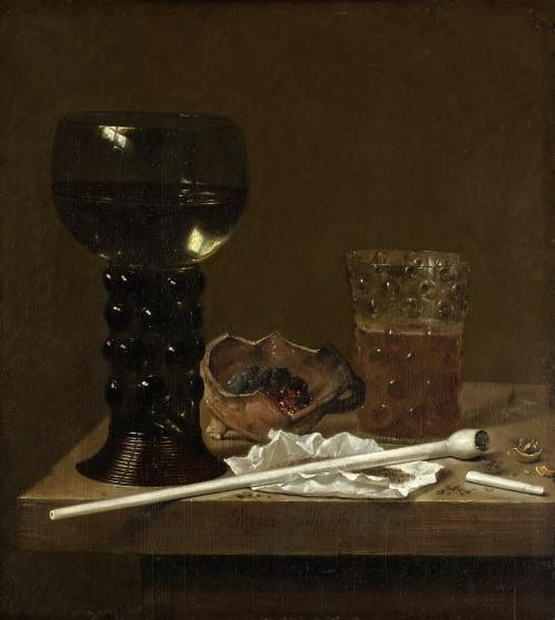 Золотой век голландской и фламандской живописи Натюрморт (321 работ) (1 часть)