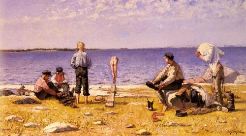 Sweden - сборник картин (31 работ)