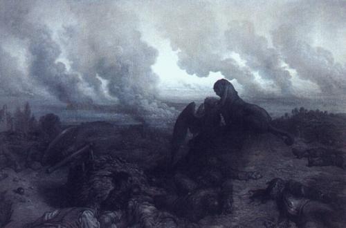 Картины, гравюры - Гюстав Доре / Pictures, engravings - Gustave Dore (1065 работ)