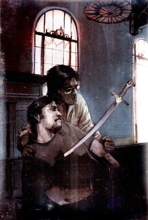 Иллюстратор Owen Freeman (114 работ)