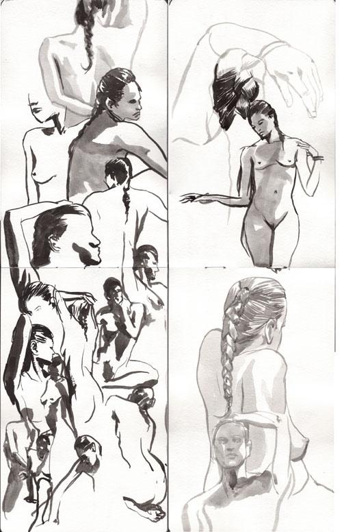 Иллюстратор Owen Freeman (114 фото)