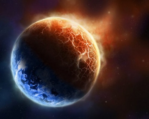 Конец Света - Армагеддон (22 фото)