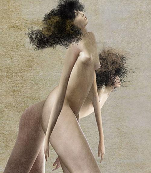 Работы польского фотохудожника Bogdan Prystrom (45 фото)