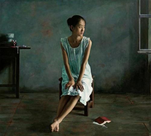Художник Li Wentao (35 работ)