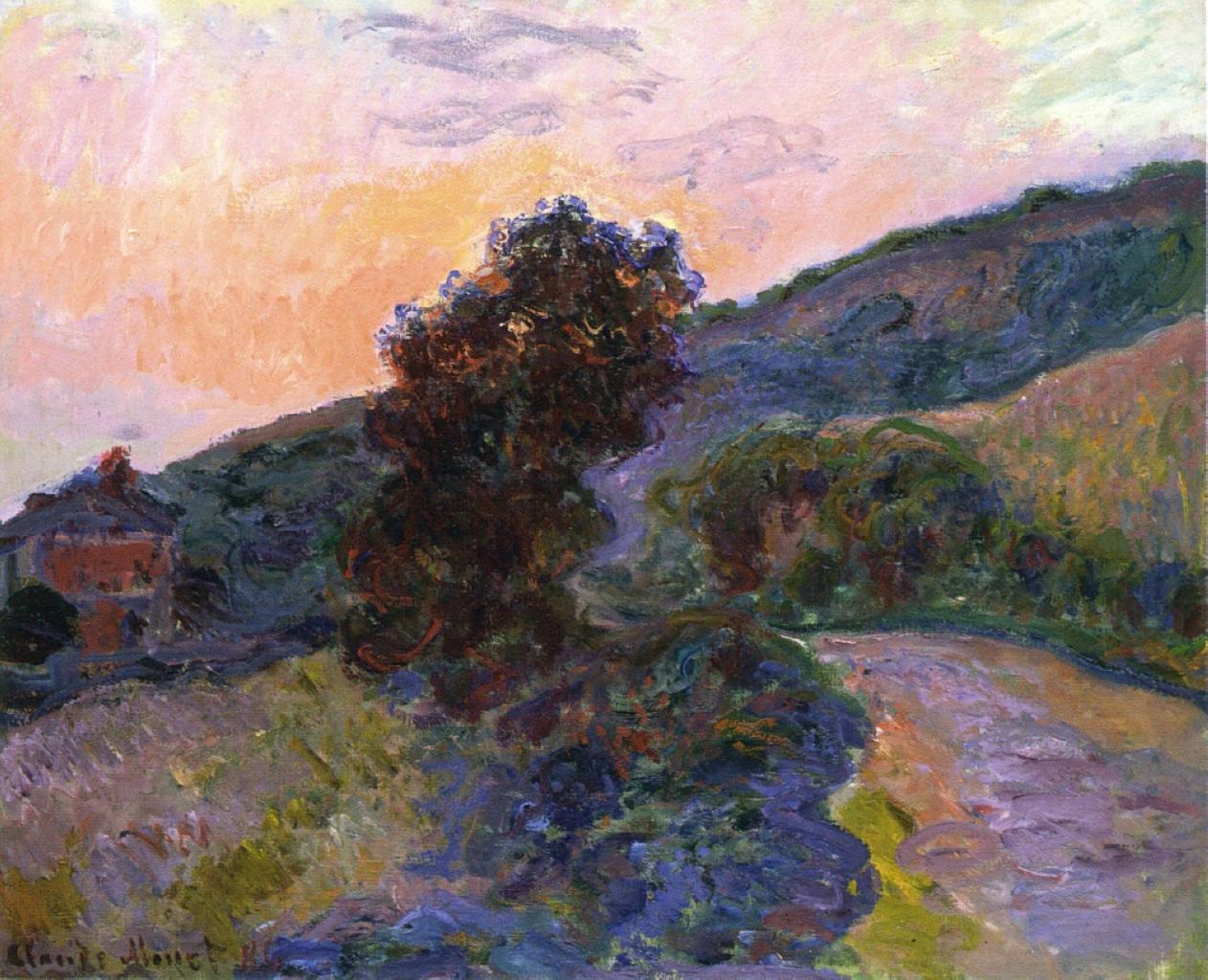 Artworks by Oscar Claude Monet (2 часть) (231 работ) » Страница 4 »  Картины, художники, фотографы на Nevsepic