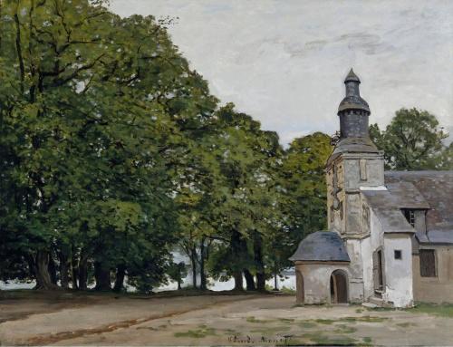 Artworks by Oscar Claude Monet (2 часть) (231 фото)