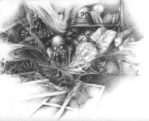 Artworks by Graszka Paulska (47 фото)