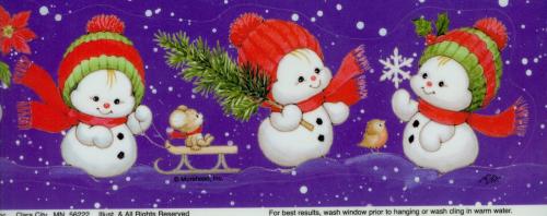 Рождественские открытки Ruth Morehead (59 фото)