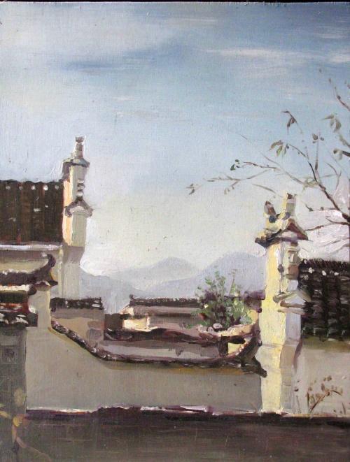 Danyao Zhang - фэнтези художник из Китая (123 фото)