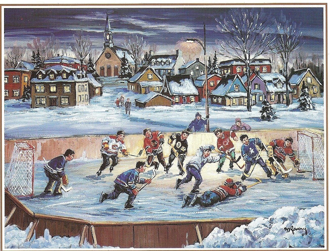 себя картинка новогодние забавы снежки галамарте всегда найдутся