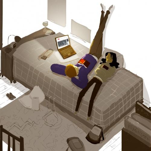 Иллюстратор Pascal Campion (712 работ)